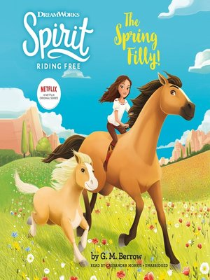 cover image of The Spring Filly!