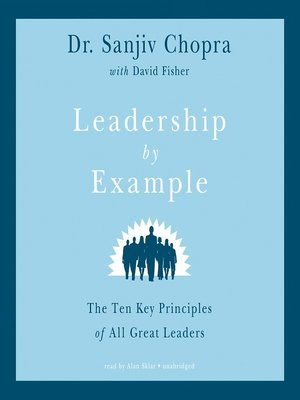 cover image of Leadership by Example