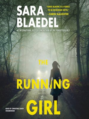 cover image of The Running Girl