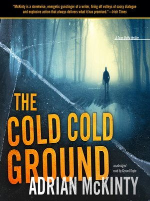 cover image of The Cold, Cold Ground
