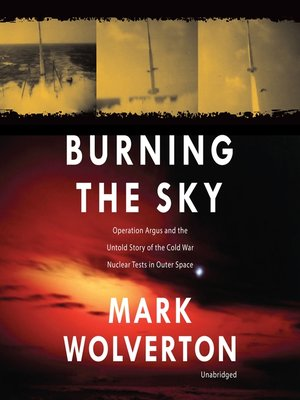 cover image of Burning the Sky