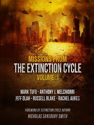 cover image of Missions from the Extinction Cycle, Volume 1