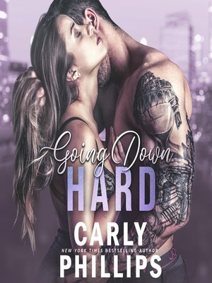cover image of Going Down Hard
