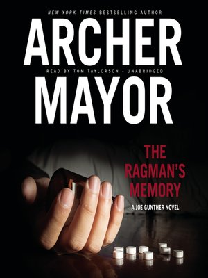cover image of The Ragman's Memory