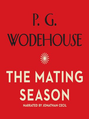 cover image of The Mating Season