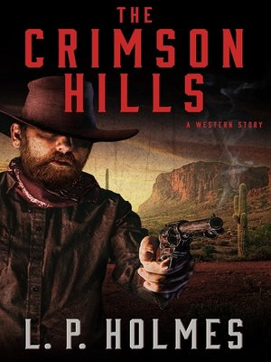 cover image of The Crimson Hills