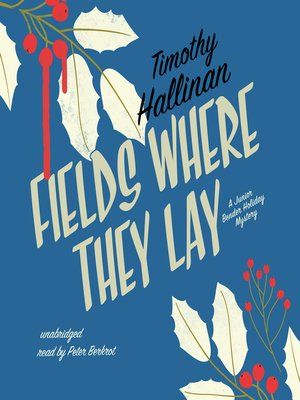 cover image of Fields Where They Lay