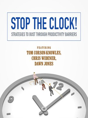 cover image of Stop the Clock!