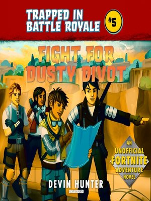 cover image of Fight for Dusty Divot