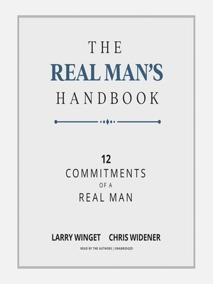 cover image of The Real Man's Handbook