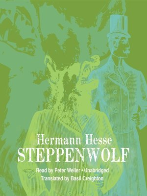 cover image of Steppenwolf