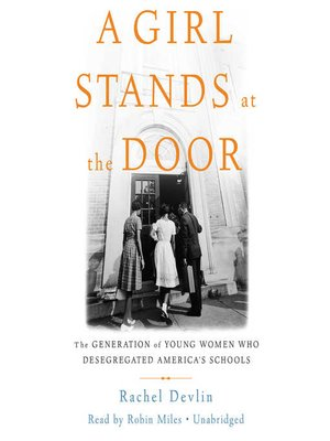 cover image of A Girl Stands at the Door