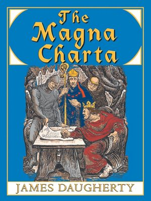 cover image of The Magna Charta