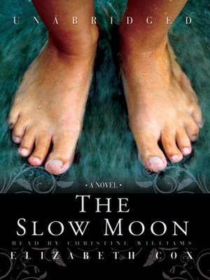 cover image of The Slow Moon