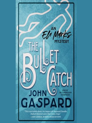 cover image of The Bullet Catch