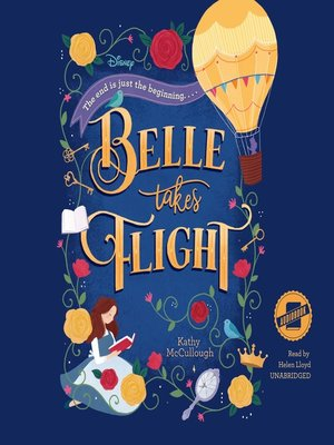 cover image of Belle Takes Flight