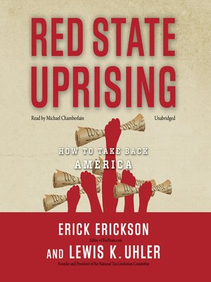 cover image of Red State Uprising