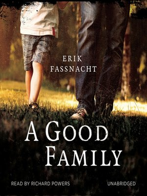 cover image of A Good Family