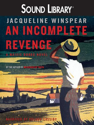 cover image of An Incomplete Revenge