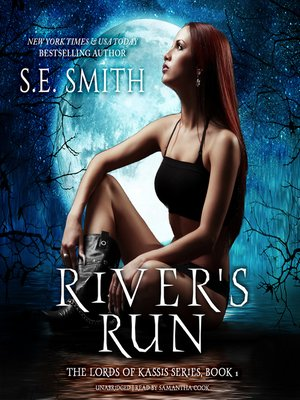 cover image of River's Run