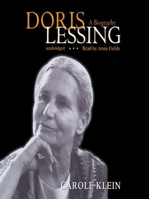 cover image of Doris Lessing