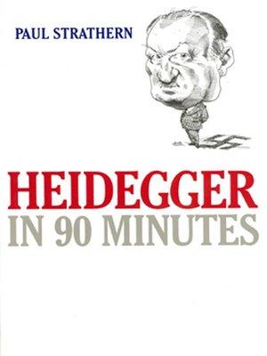 cover image of Heidegger in 90 Minutes