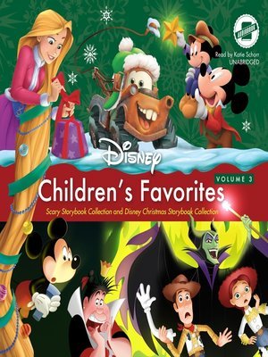 cover image of Children's Favorites, Volume 3