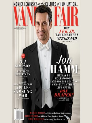 cover image of Vanity Fair: June 2014 Issue