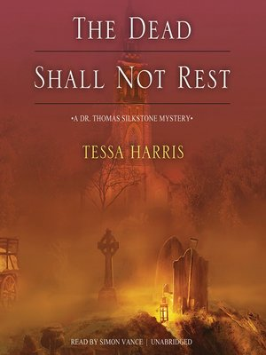 cover image of The Dead Shall Not Rest