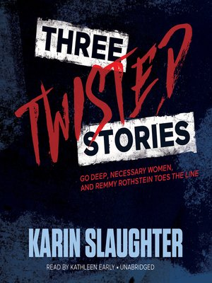 cover image of Three Twisted Stories