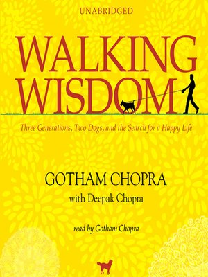 cover image of Walking Wisdom