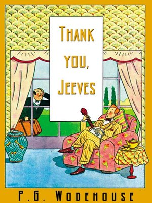 cover image of Thank You, Jeeves