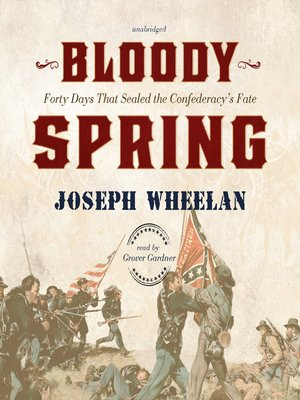 cover image of Bloody Spring