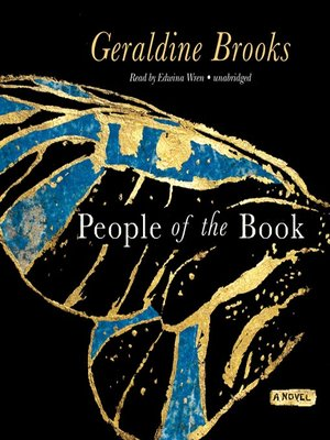 cover image of People of the Book