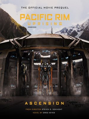 cover image of Pacific Rim Uprising, Ascension
