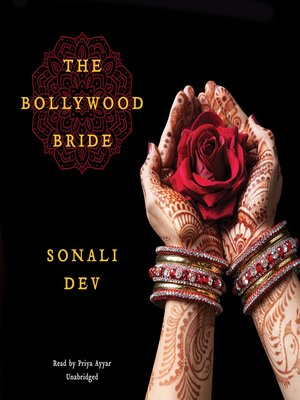 cover image of The Bollywood Bride