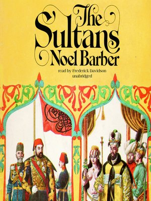 cover image of The Sultans