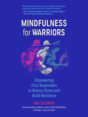 cover image of Mindfulness for Warriors