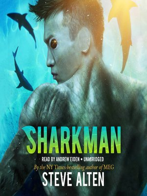 cover image of Sharkman