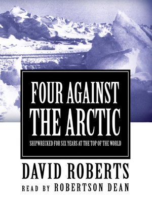 cover image of Four Against the Arctic