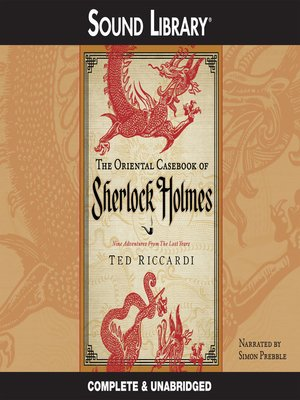 cover image of The Oriental Casebook of Sherlock Holmes