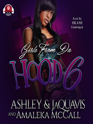 cover image of Girls from da Hood 6