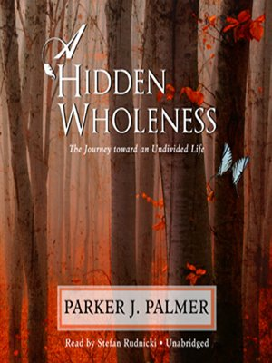 cover image of A Hidden Wholeness