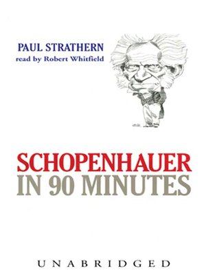 cover image of Schopenhauer in 90 Minutes