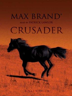 cover image of Crusader