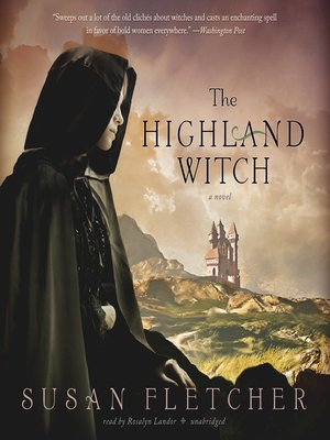 cover image of The Highland Witch