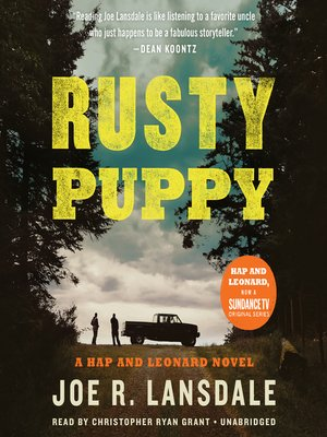cover image of Rusty Puppy