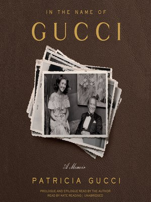 cover image of In the Name of Gucci