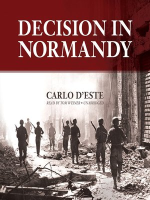 cover image of Decision in Normandy