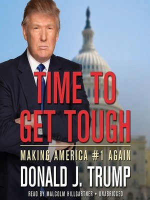 cover image of Time to Get Tough